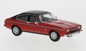 Bilde av Ford Capri 2, rød/matt
