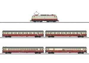 Bilde av DB Rheingold togsett