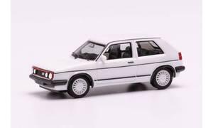 Bilde av VW Golf 2, GTI, hvit