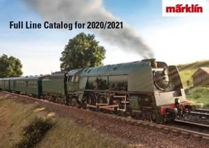 Bilde av Märklin Katalog 2020/21