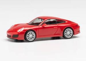 Bilde av Porsche 911 4S, rød